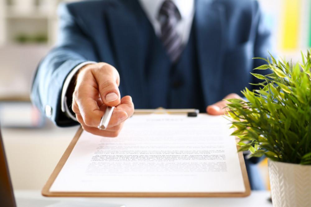 Будьте внимательны при подписании договора займа!