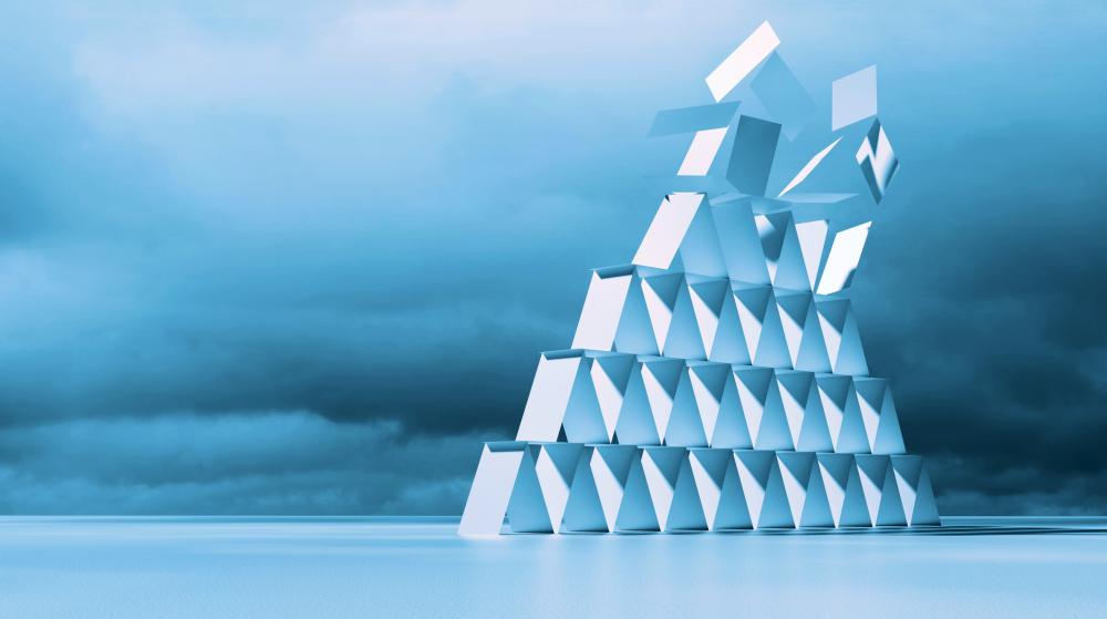 Очередную финансовую пирамиду разоблачили в Казахстане