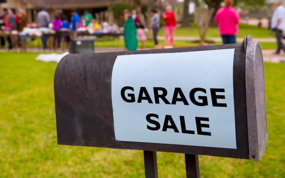 «Garage sale», или как дать вторую жизнь вещам